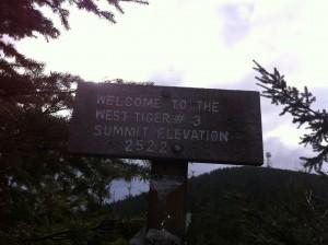 West Tiger Mountain Summit